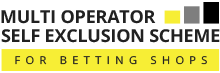 Multi Operator Self Exclusions Scheme Logo