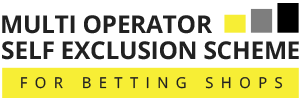 Multi Operator Self Exclusions Scheme
